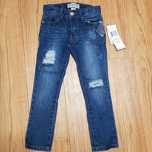 Guess jeans for girl size 4T